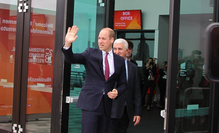 Prince William Ifb 2018